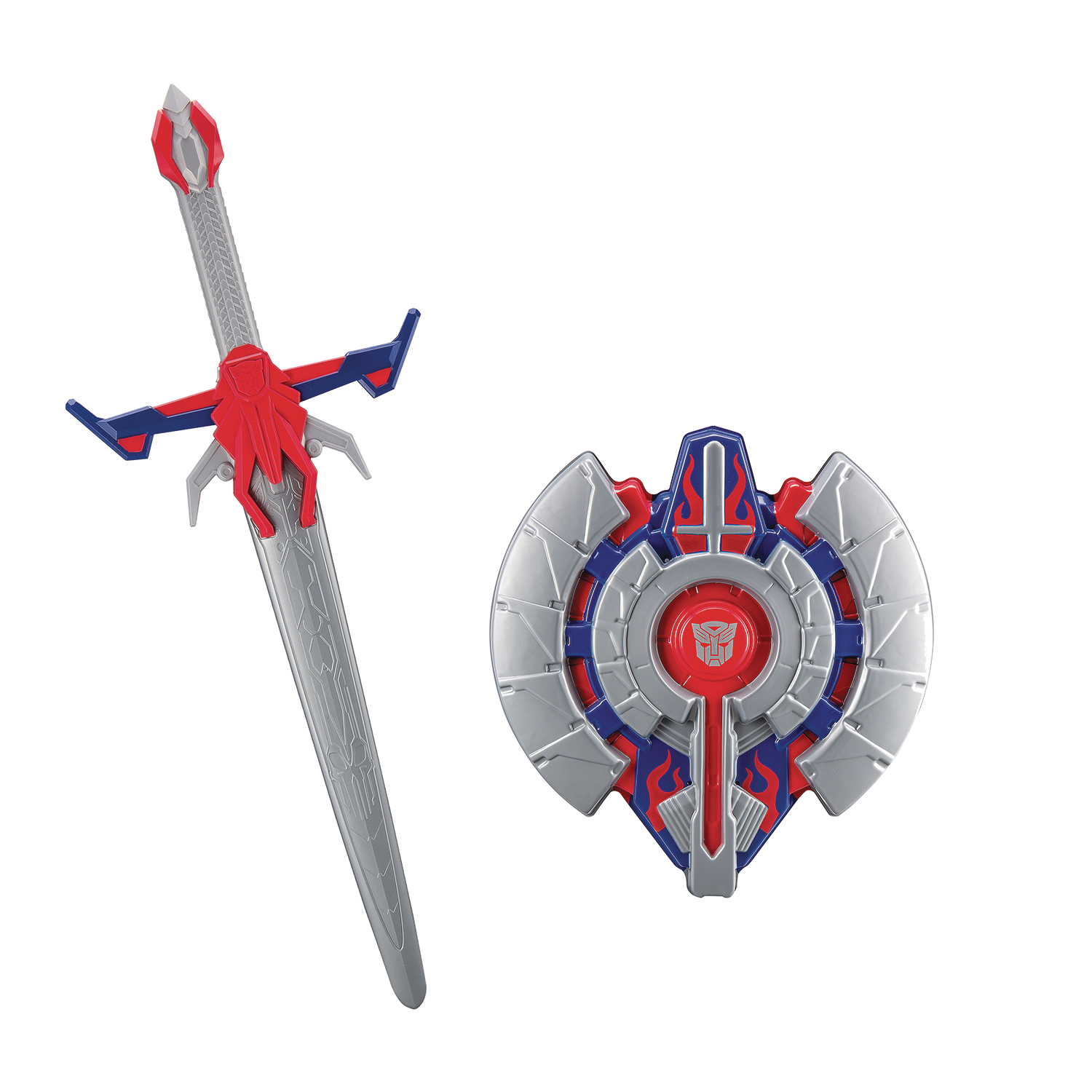 TRANSFORMERS OPTIMUS PRIME SWORD & SHIELD