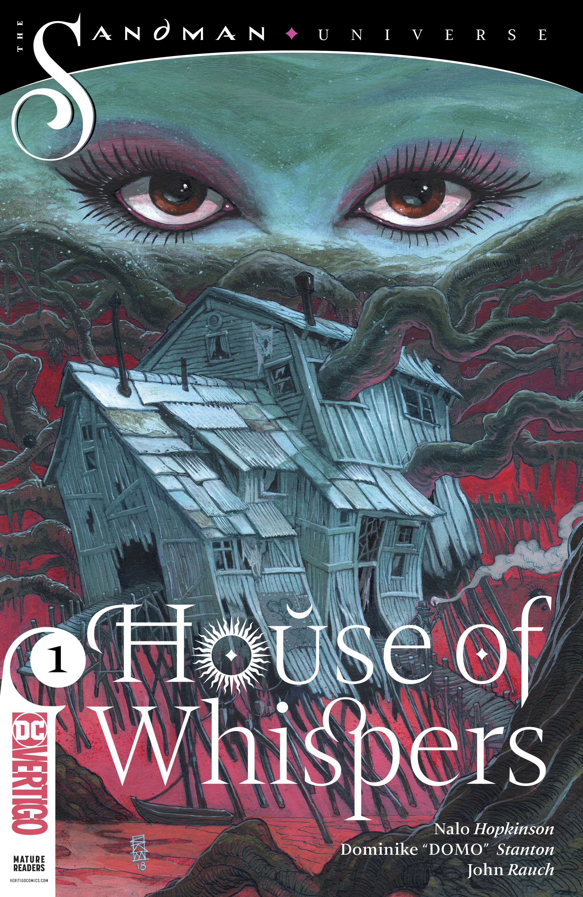 HOUSE OF WHISPERS #1 (MR)
