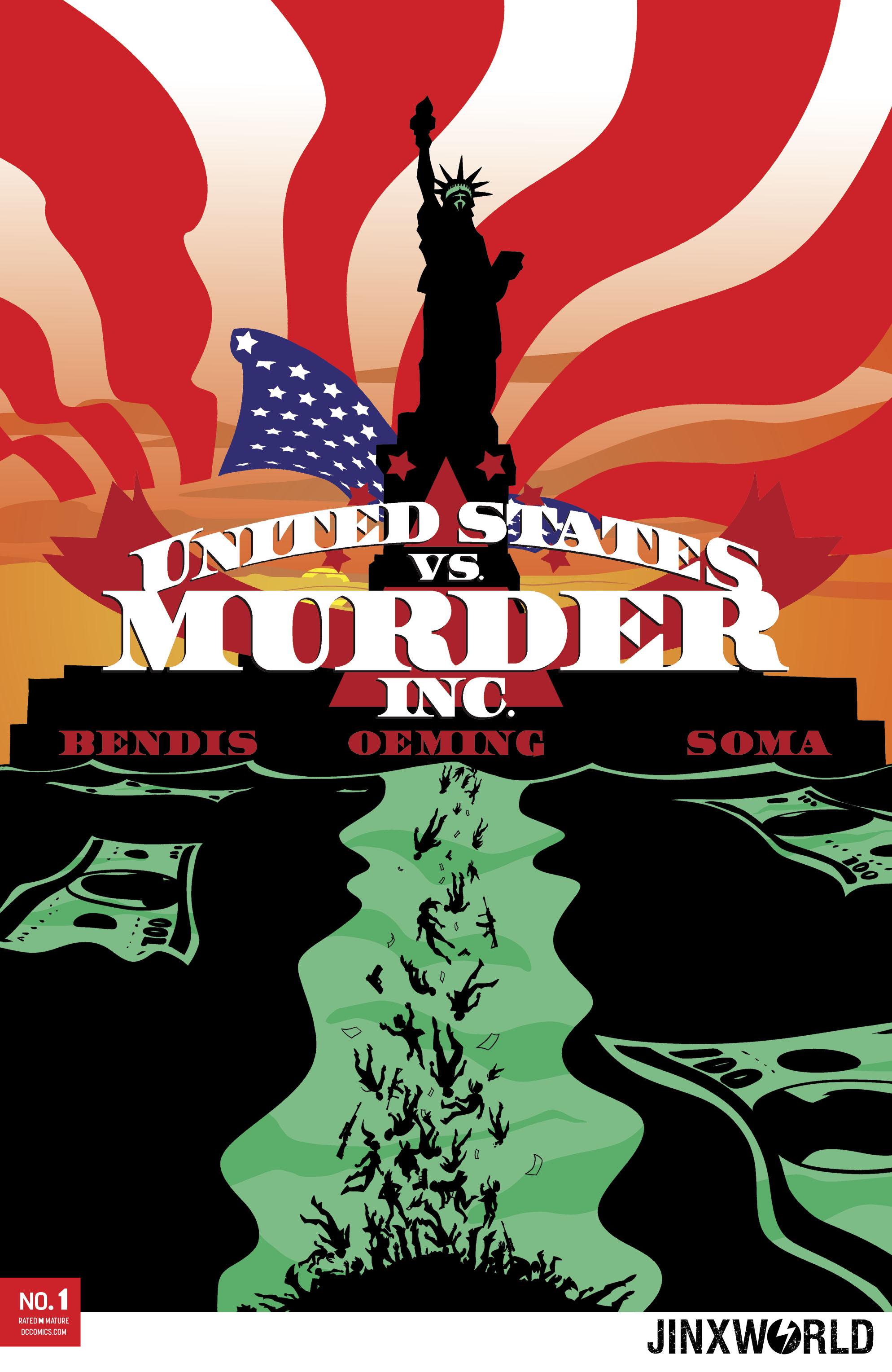 UNITED STATES VS MURDER INC #1 (OF 6)