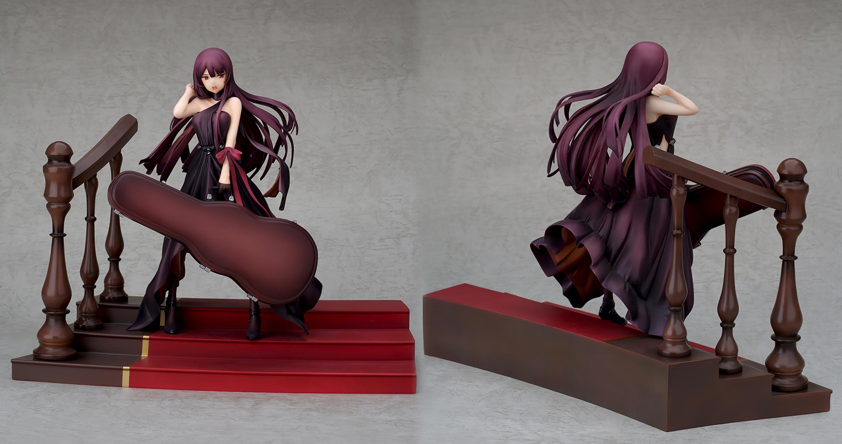 GIRLS FRONTLINE WA2000 REST OF THE BALL 1/8 PVC FIG
