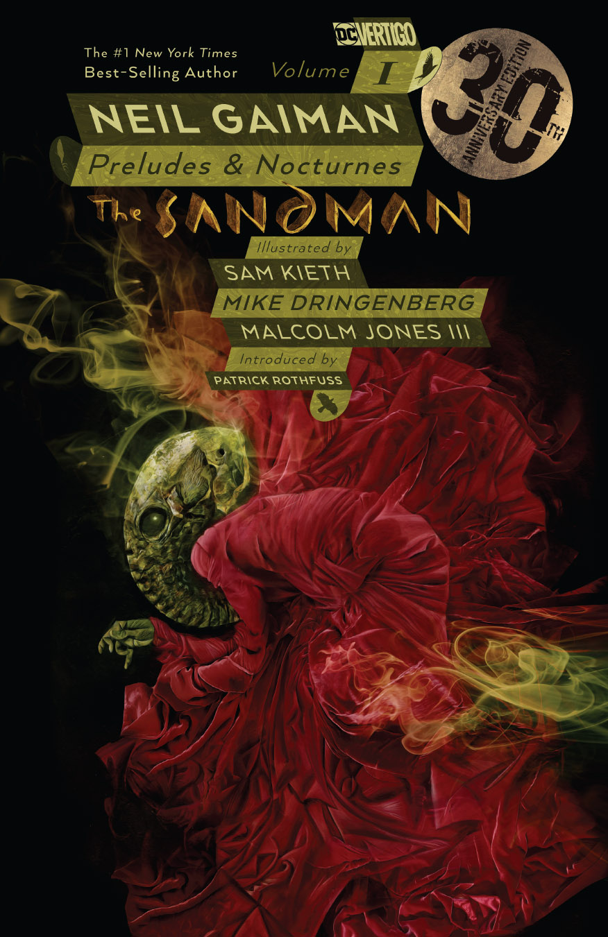 SANDMAN TP VOL 01 PRELUDES & NOCTURNES 30TH ANNIV ED (JUL180