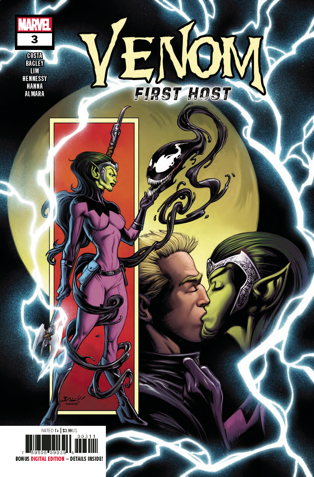 VENOM FIRST HOST #3 (OF 5)