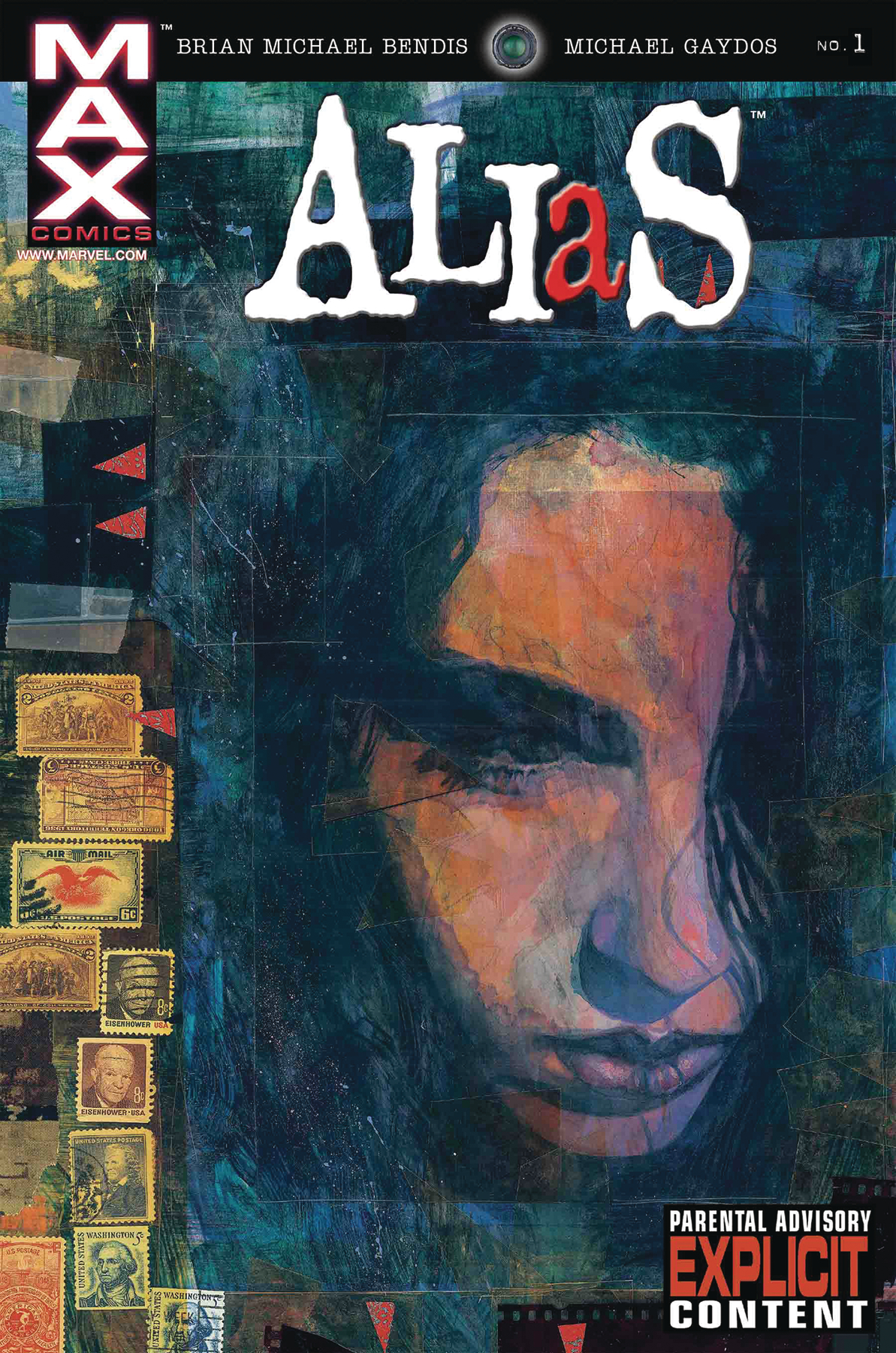 TRUE BELIEVERS JESSICA JONES ALIAS BY BENDIS & GAYDOS #1
