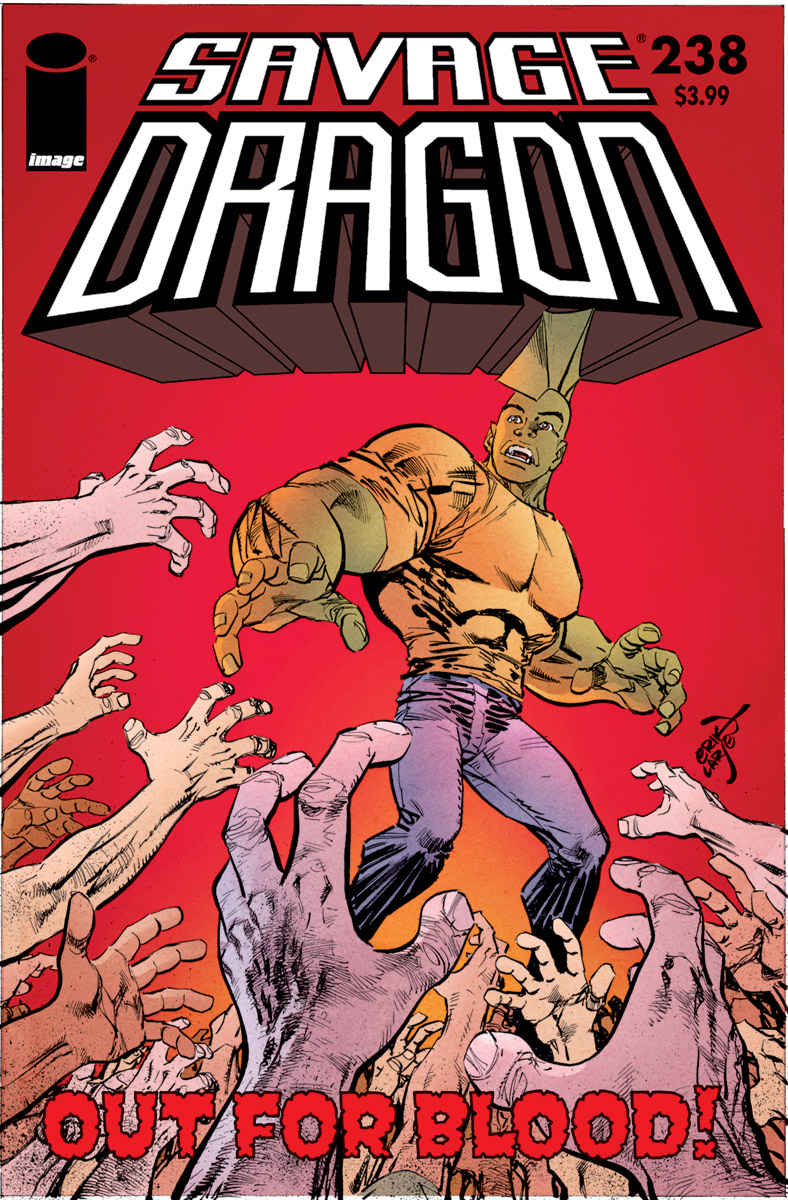 SAVAGE DRAGON #238 (MR)