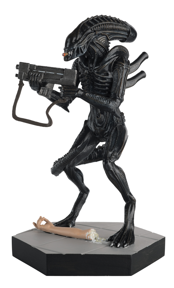 ALIEN PREDATOR FIG COLL #43 JERI THE SYNTHETIC FROM ALIENS S