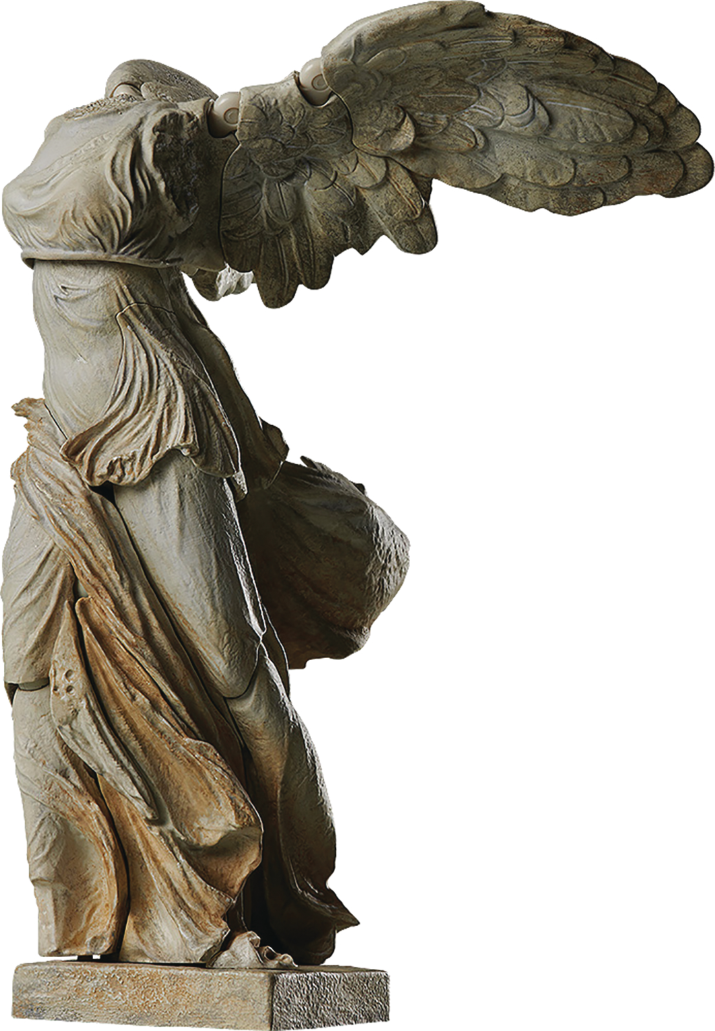 TABLE MUSEUM WINGED VICTORY OF SAMOTHRACE FIGMA AF