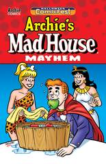 HCF 2018 ARCHIES MADHOUSE MAYHEM POLYPACK BUNDLE