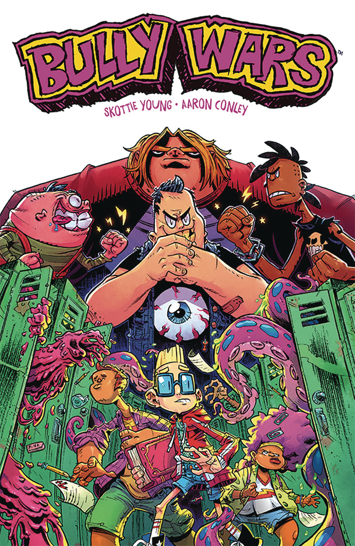 BULLY WARS TP VOL 01