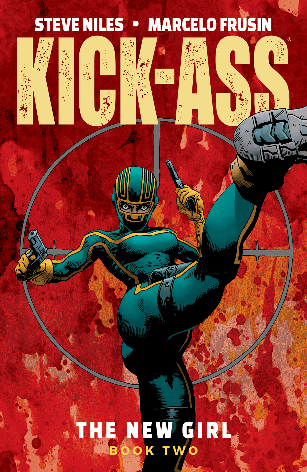 KICK-ASS NEW GIRL TP VOL 02 (MR)