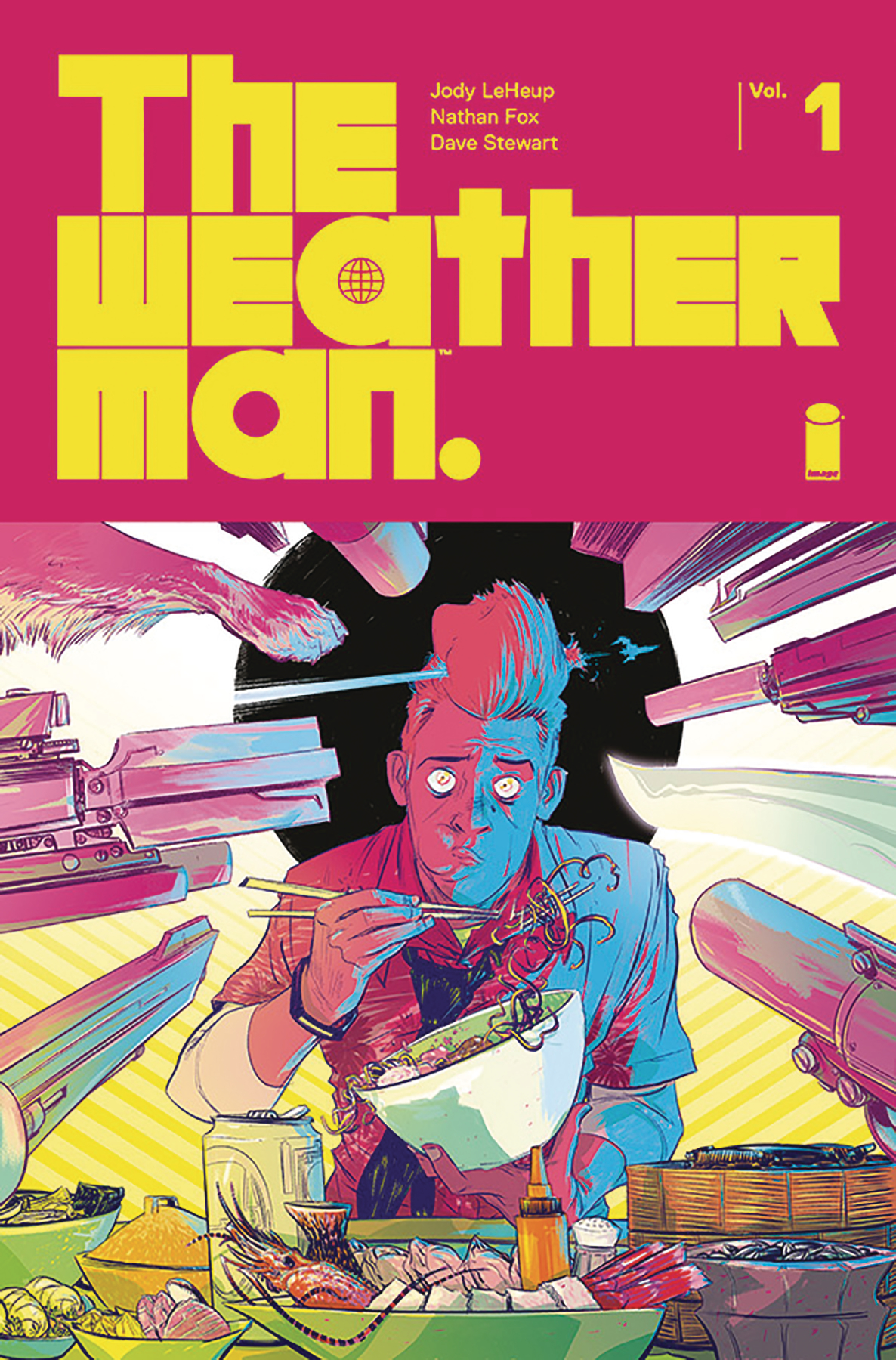 WEATHERMAN TP VOL 01 (DEC180129) (MR)