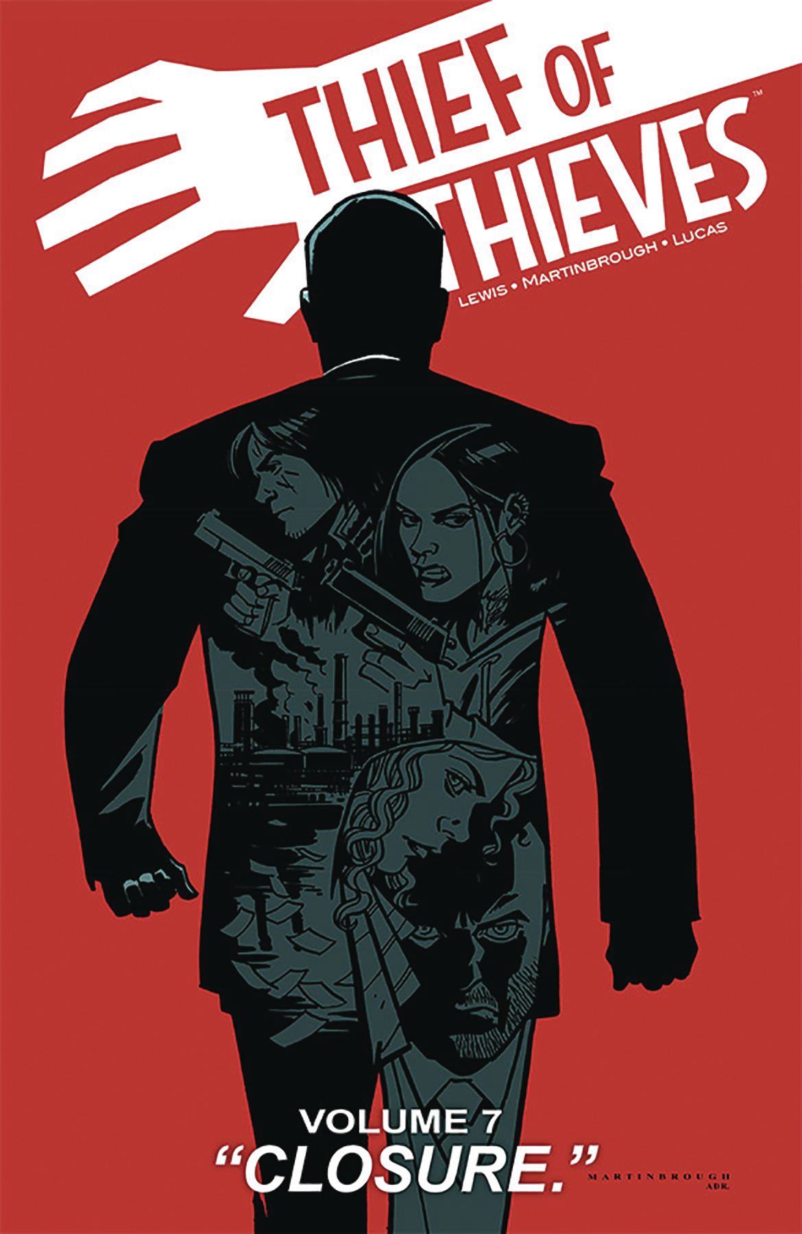 THIEF OF THIEVES TP VOL 07 (MR)