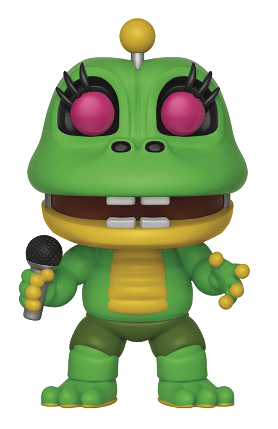 MAY188052 - POP GAMES FNAF 6 PIZZA SIM HAPPY FROG VIN FIG