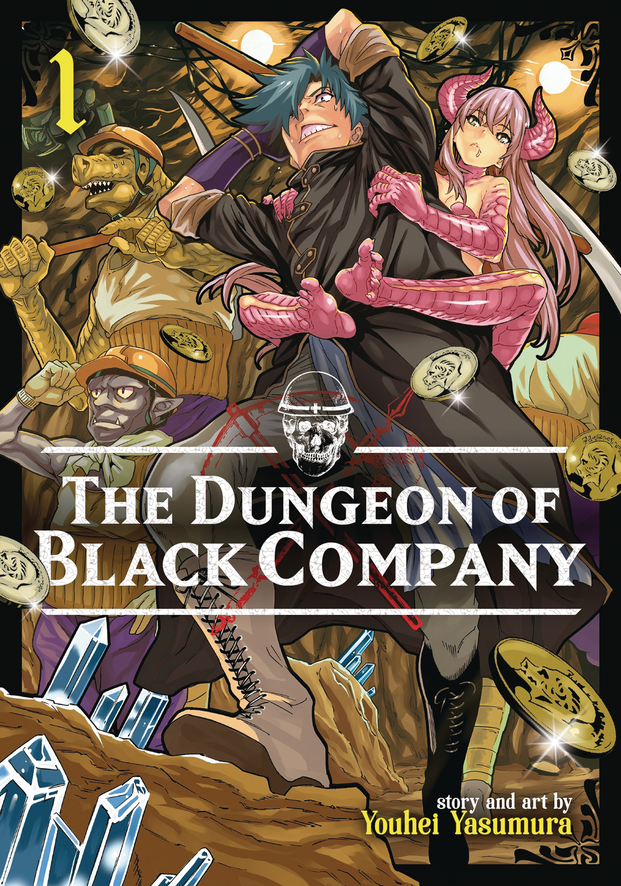 DUNGEON OF BLACK COMPANY GN VOL 02 (MR)