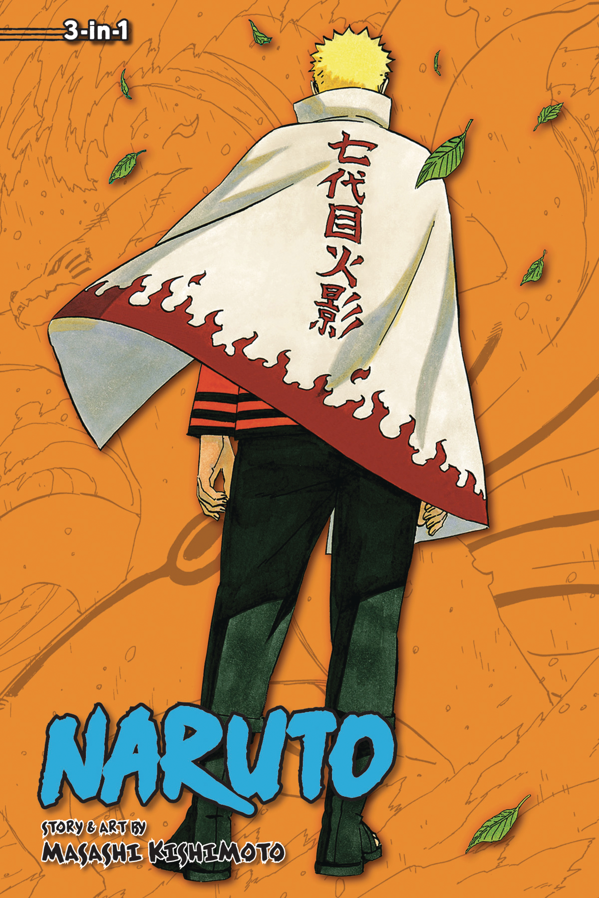 NARUTO 3IN1 TP VOL 24