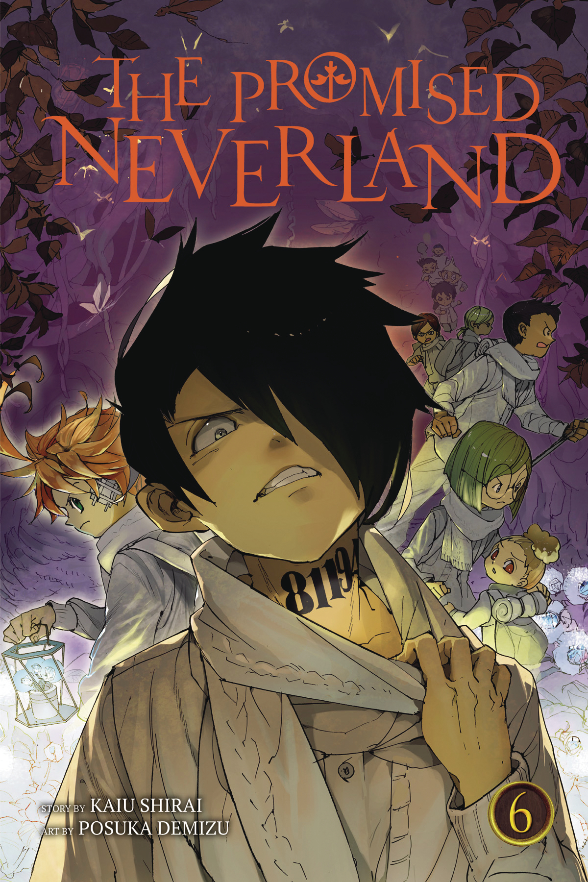 PROMISED NEVERLAND GN VOL 06
