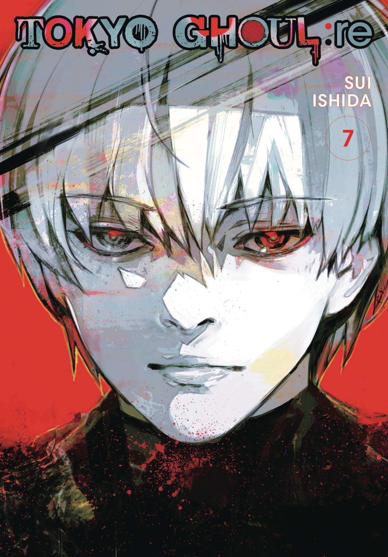 TOKYO GHOUL RE GN VOL 07