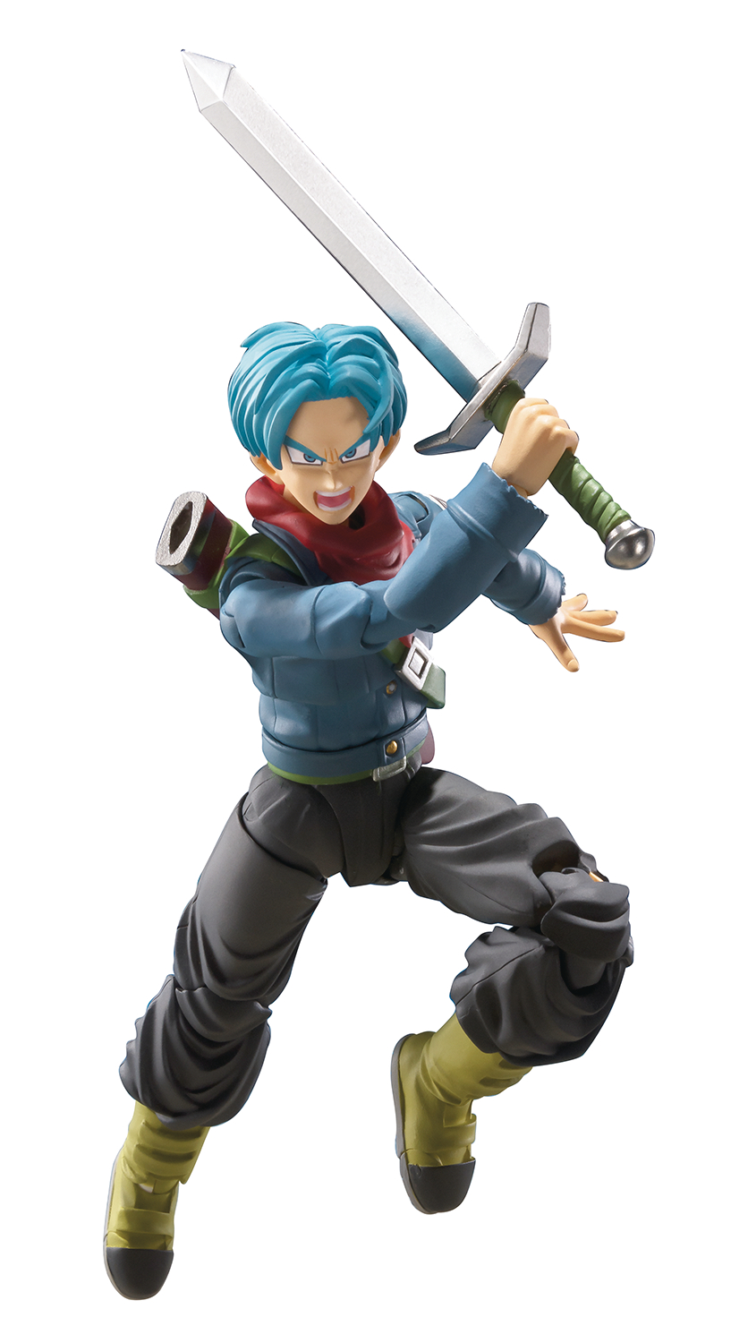 DRAGON BALL SUPER FUTURE TRUNKS S.H. FIGUARTS AF