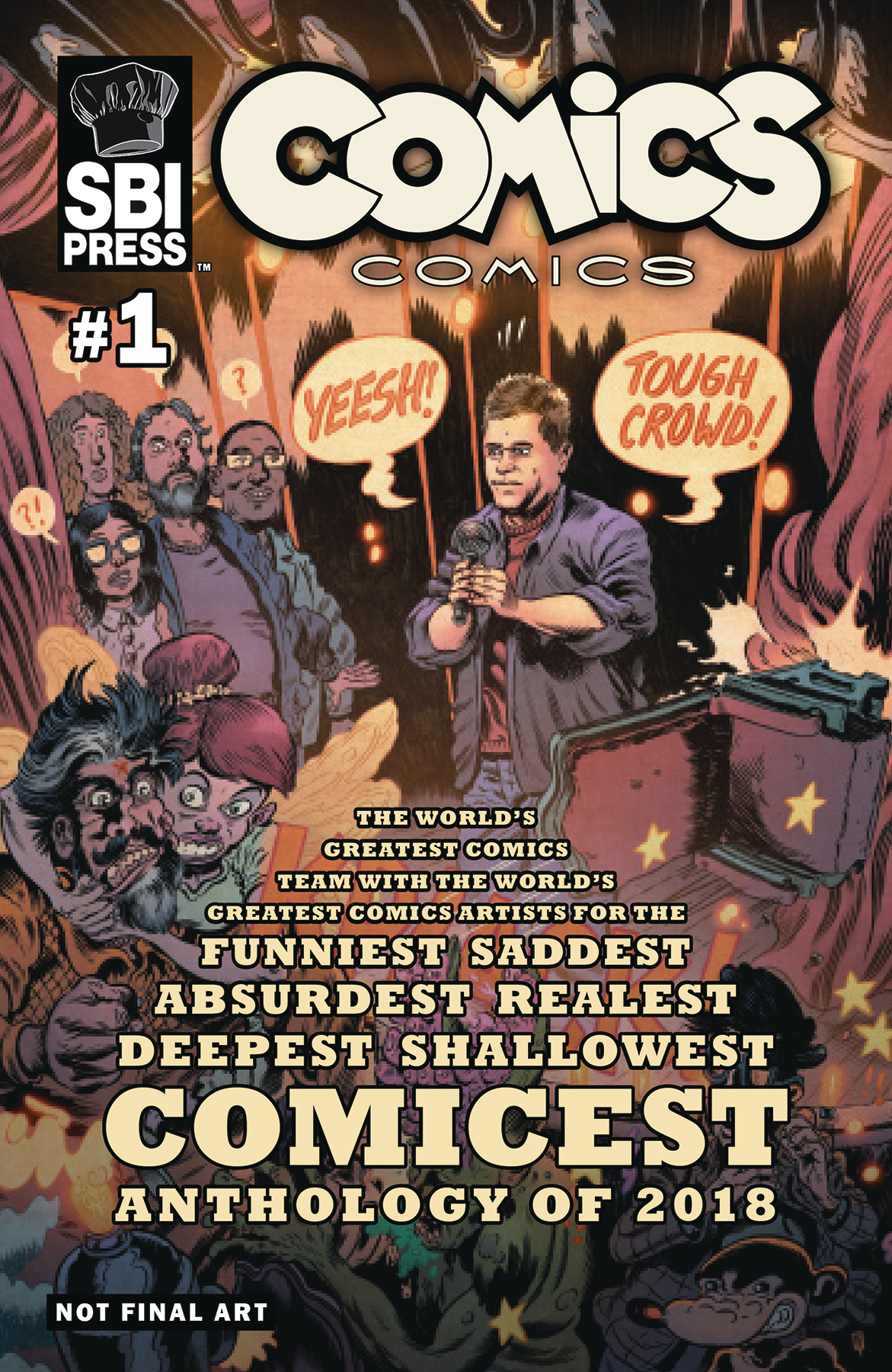 COMICS COMICS QUARTERLY #1