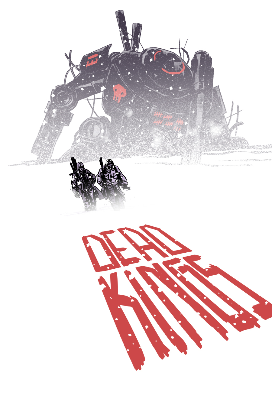 DEAD KINGS #1 CVR A DOW SMITH