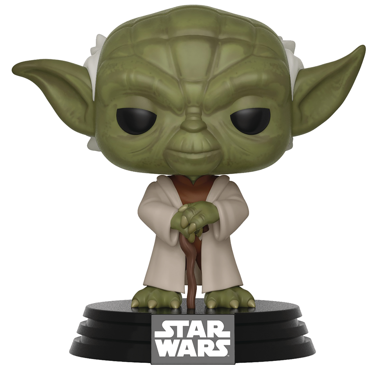 POP STAR WARS CLONE WARS YODA VIN FIG