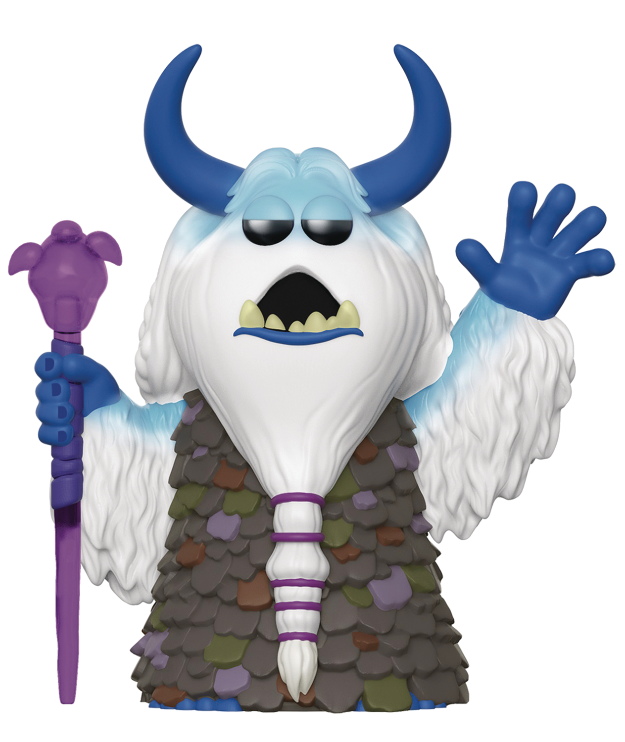 POP SMALLFOOT STONEKEEPER VINYL FIGURE