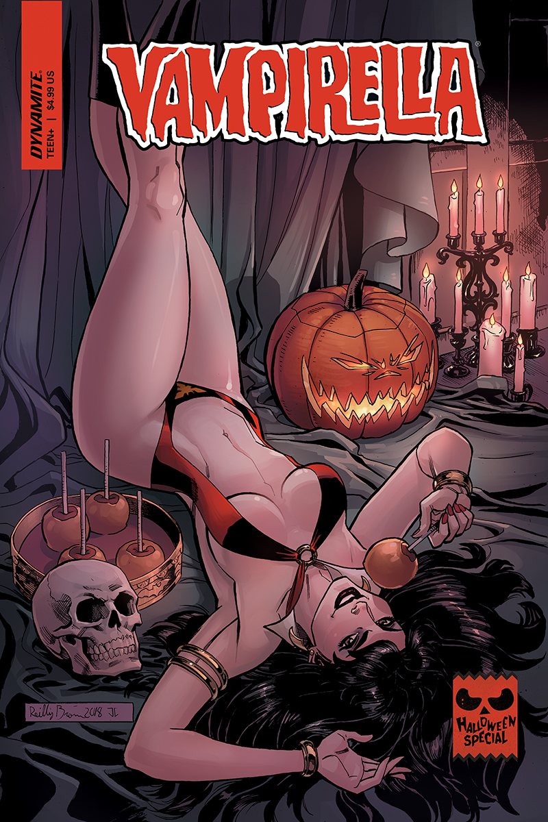 VAMPIRELLA HALLOWEEN SPECIAL ONE SHOT