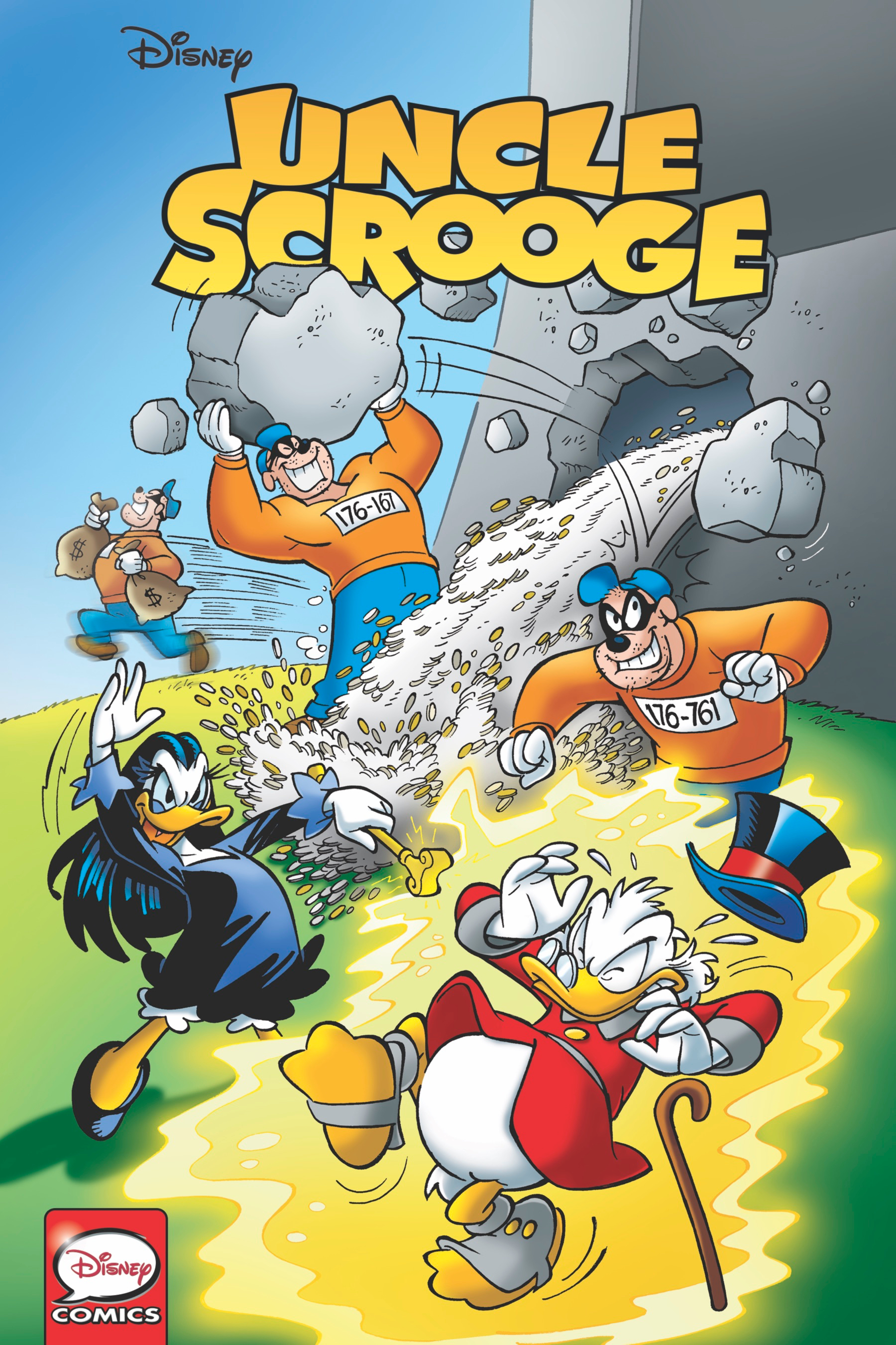 UNCLE SCROOGE TP VOL 11 WHOM THE GODS WOULD DESTROY