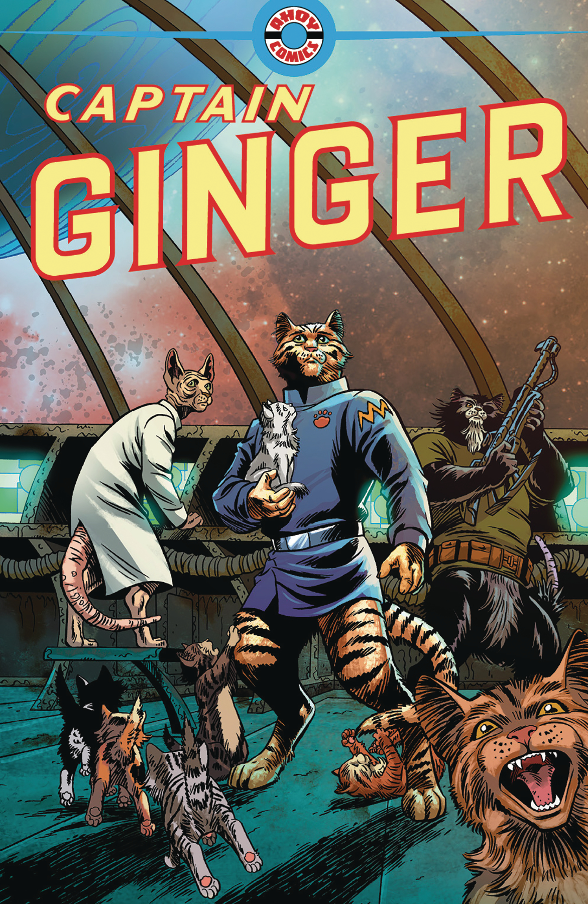 Image result for captain ginger 1
