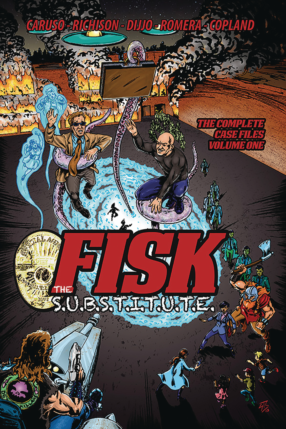 FISK THE SUBSTITUTE