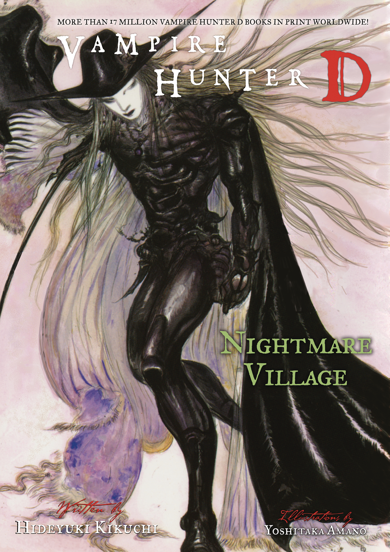 VAMPIRE HUNTER D NOVEL SC VOL 27 NIGHTMARE VILLAGE TP (MR) (