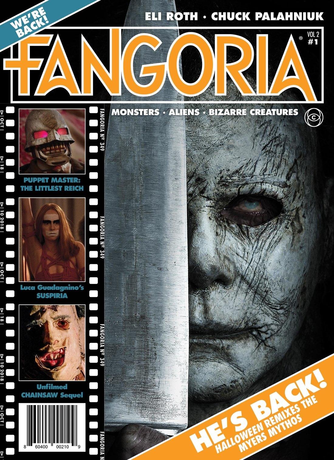 FANGORIA VOL 2 #1