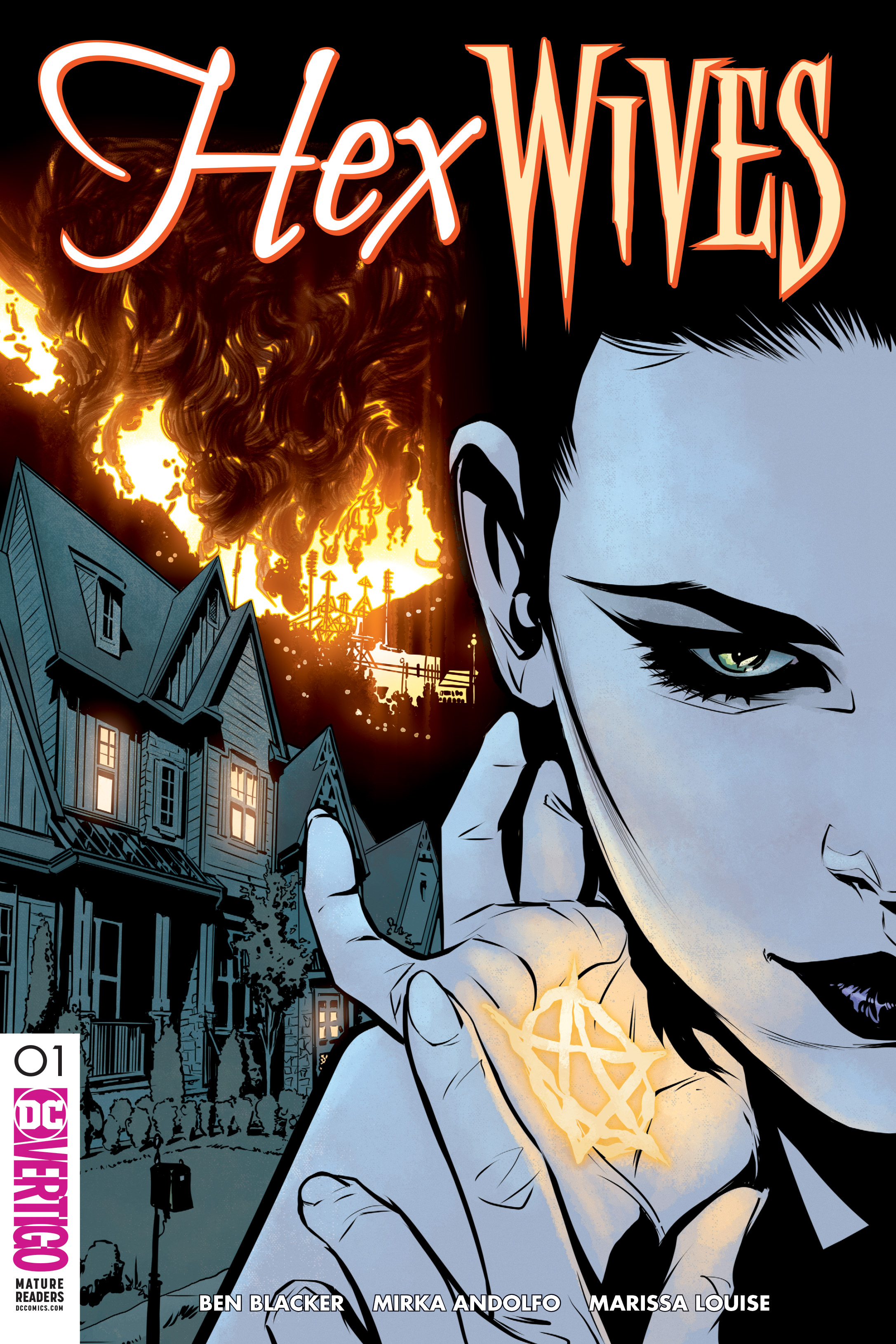 HEX WIVES #1 (OF 1) (MR)