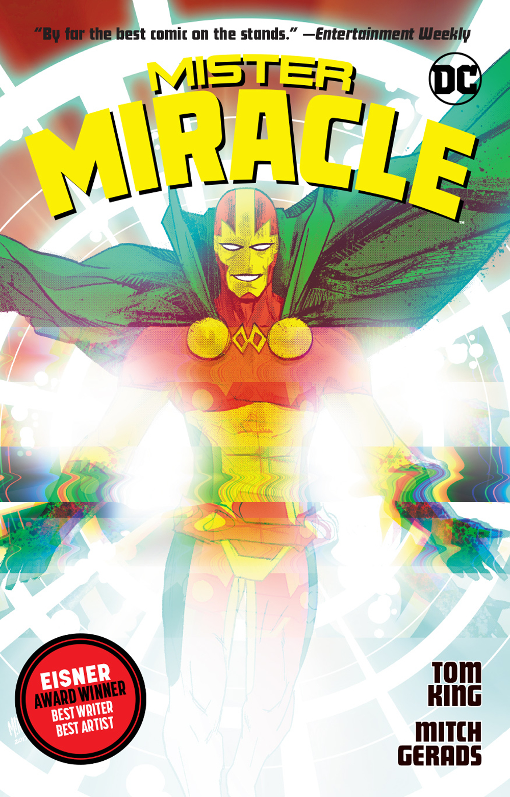 MISTER MIRACLE TP (OCT180598) (MR)