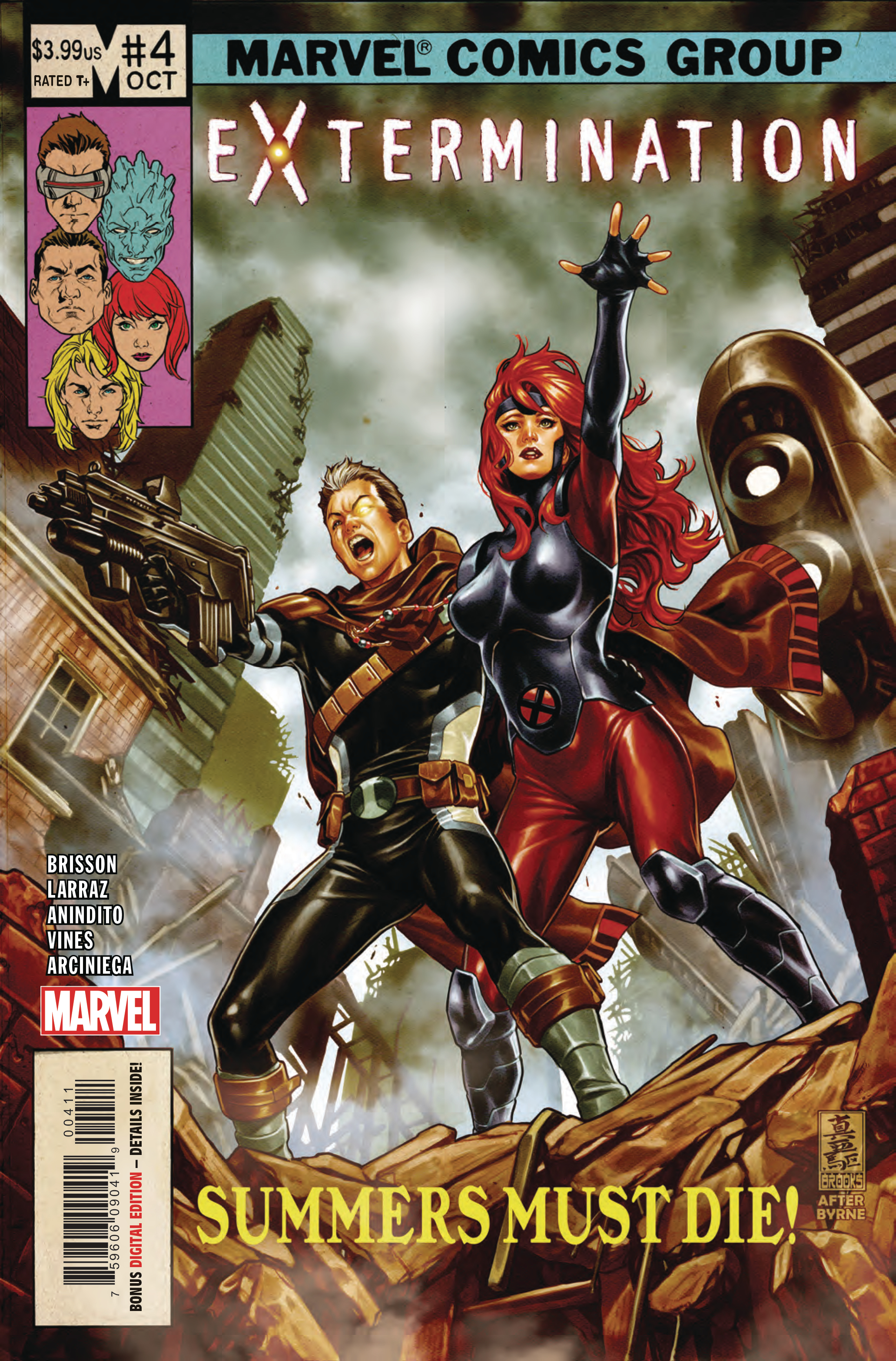 EXTERMINATION #4 (OF 5)