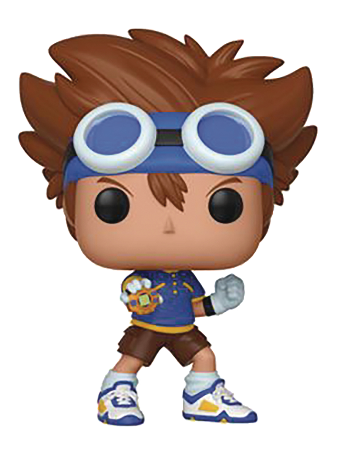 POP ANIMATION DIGIMON S1 TAI VINYL FIGURE