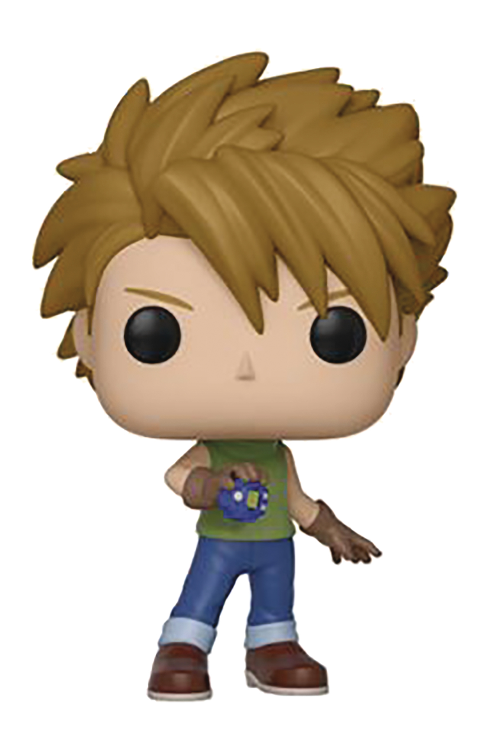 POP ANIMATION DIGIMON S1 MATT VINYL FIGURE