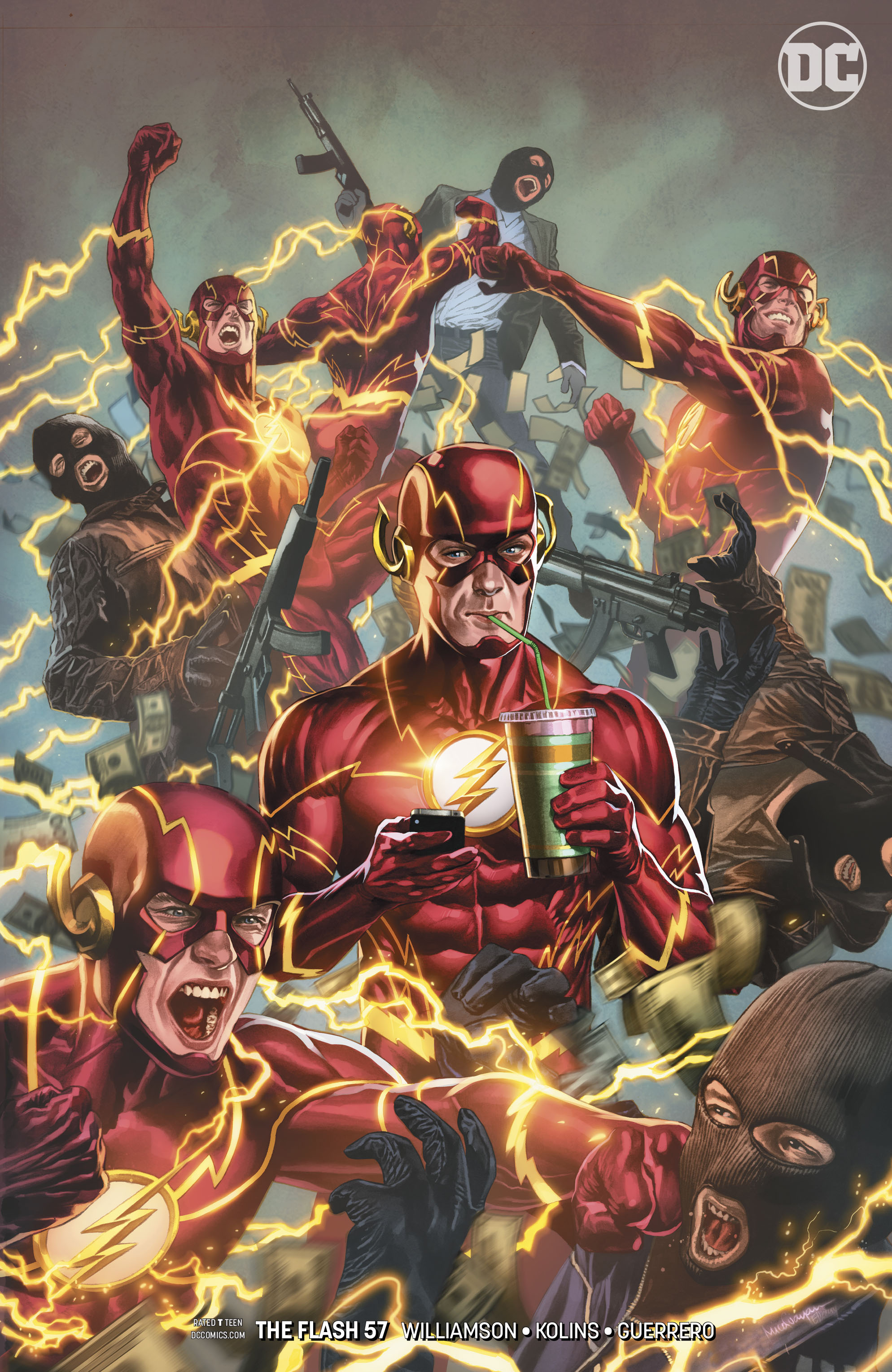 FLASH #57 VAR ED