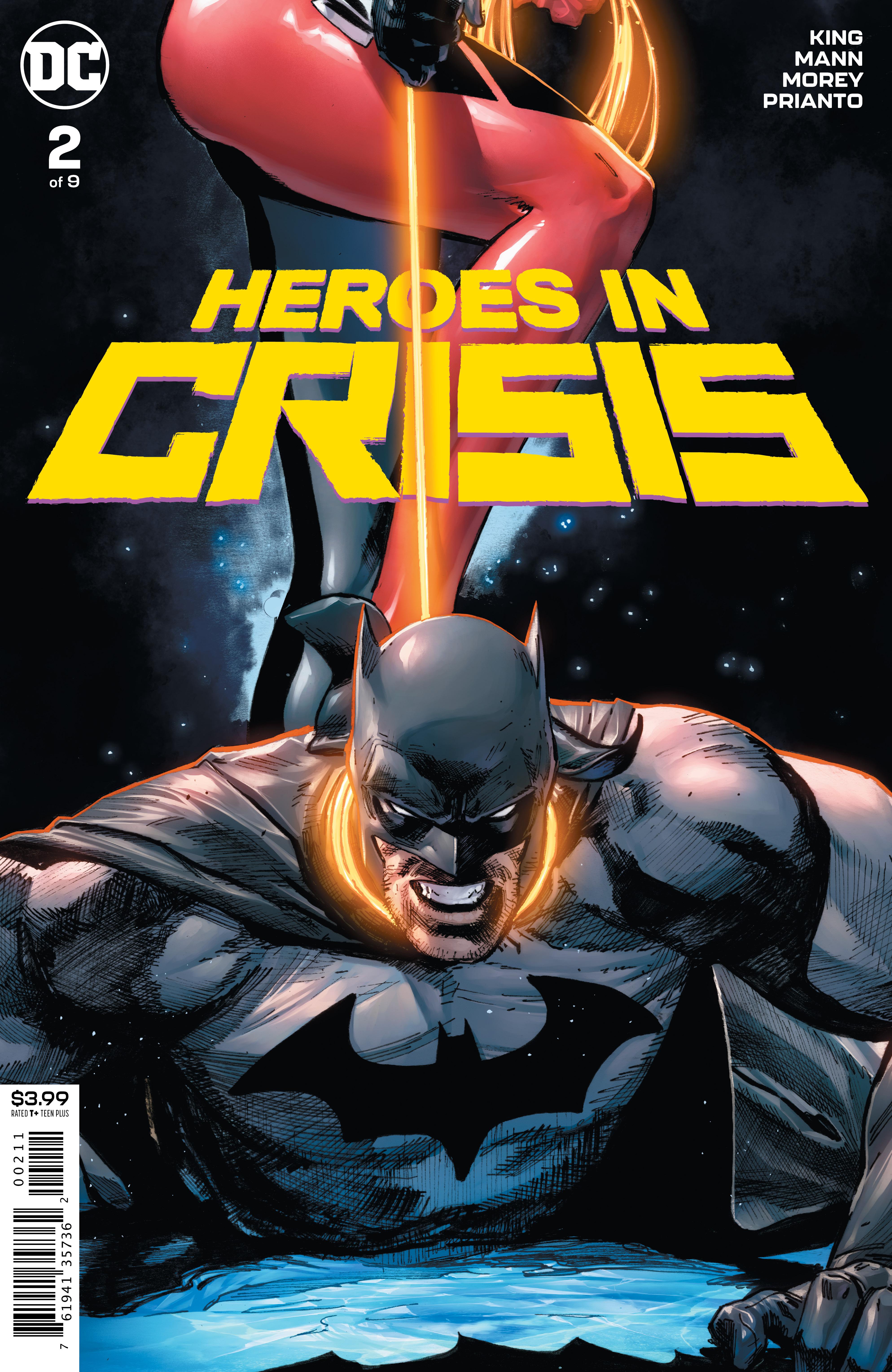 HEROES IN CRISIS #2 (OF 9)