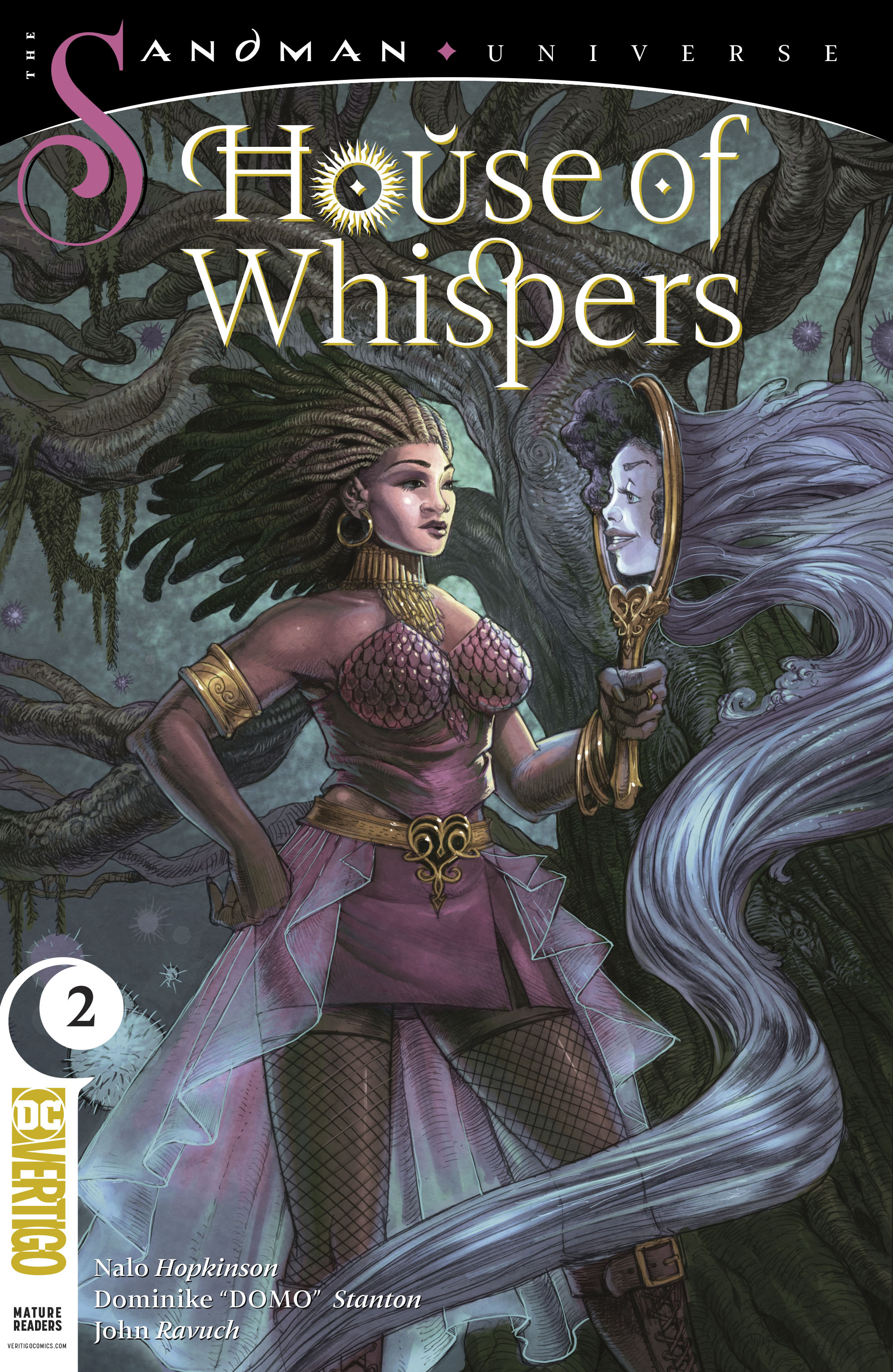 HOUSE OF WHISPERS #2 (MR)