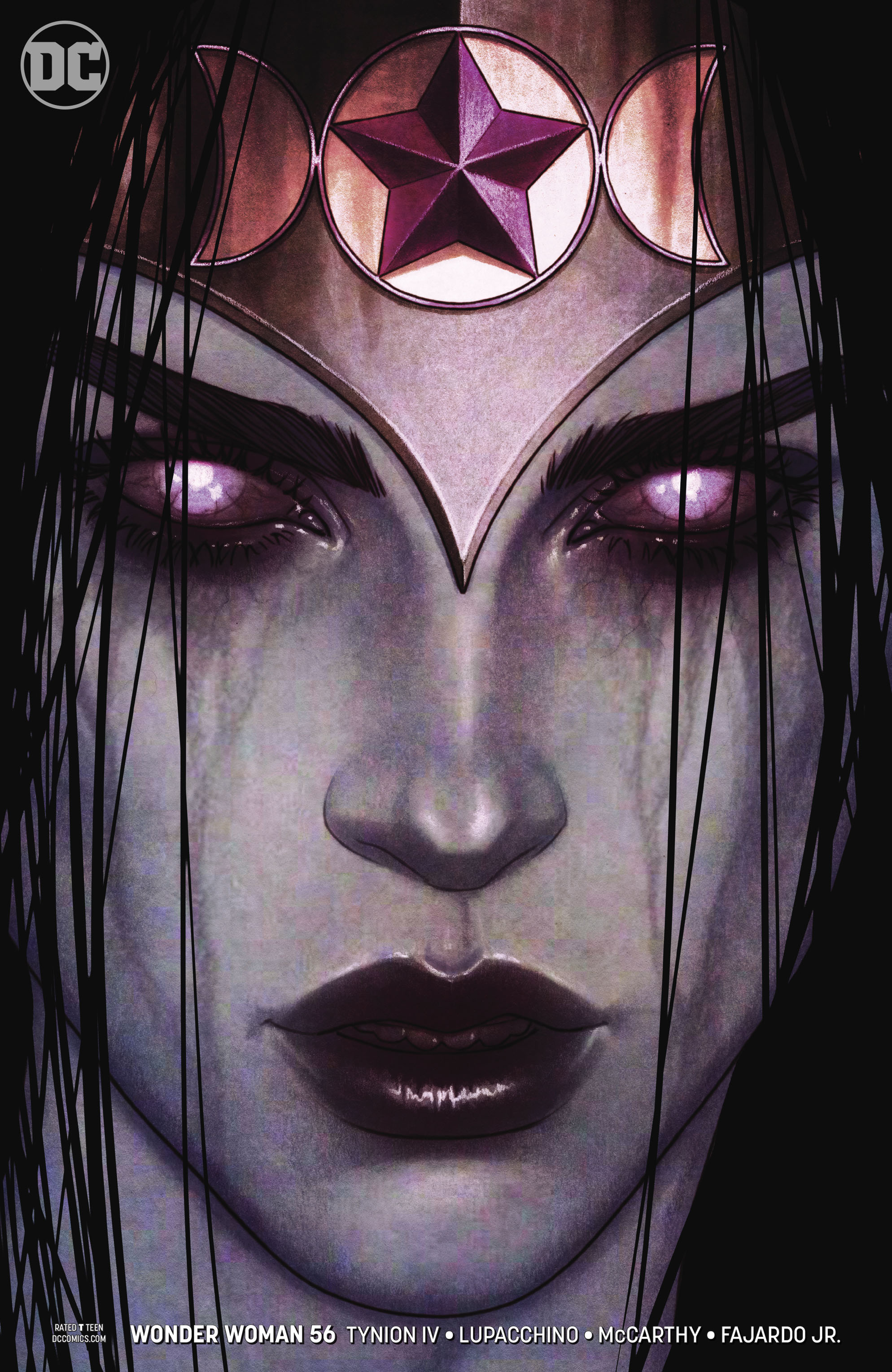 WONDER WOMAN #56 VAR ED (WITCHING HOUR)