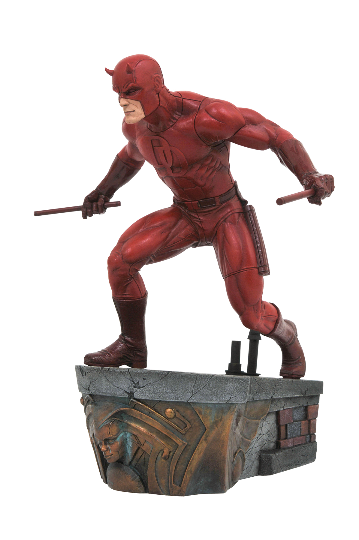 MARVEL PREMIERE DAREDEVIL COMIC STATUE