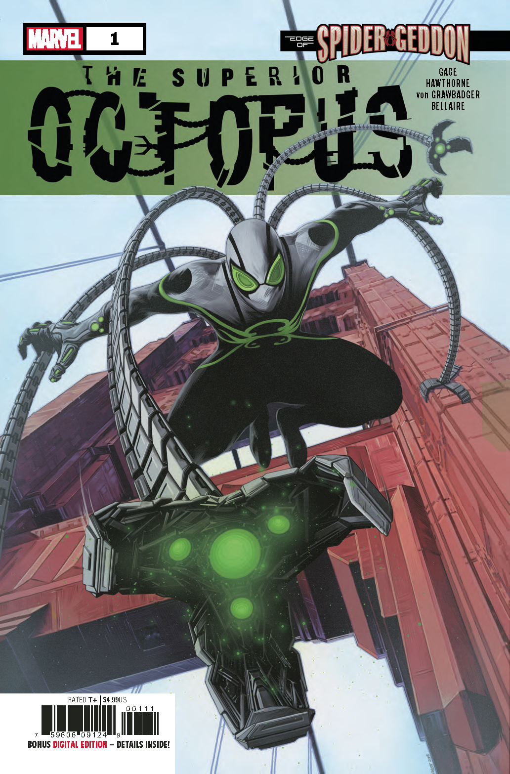 SUPERIOR OCTOPUS #1