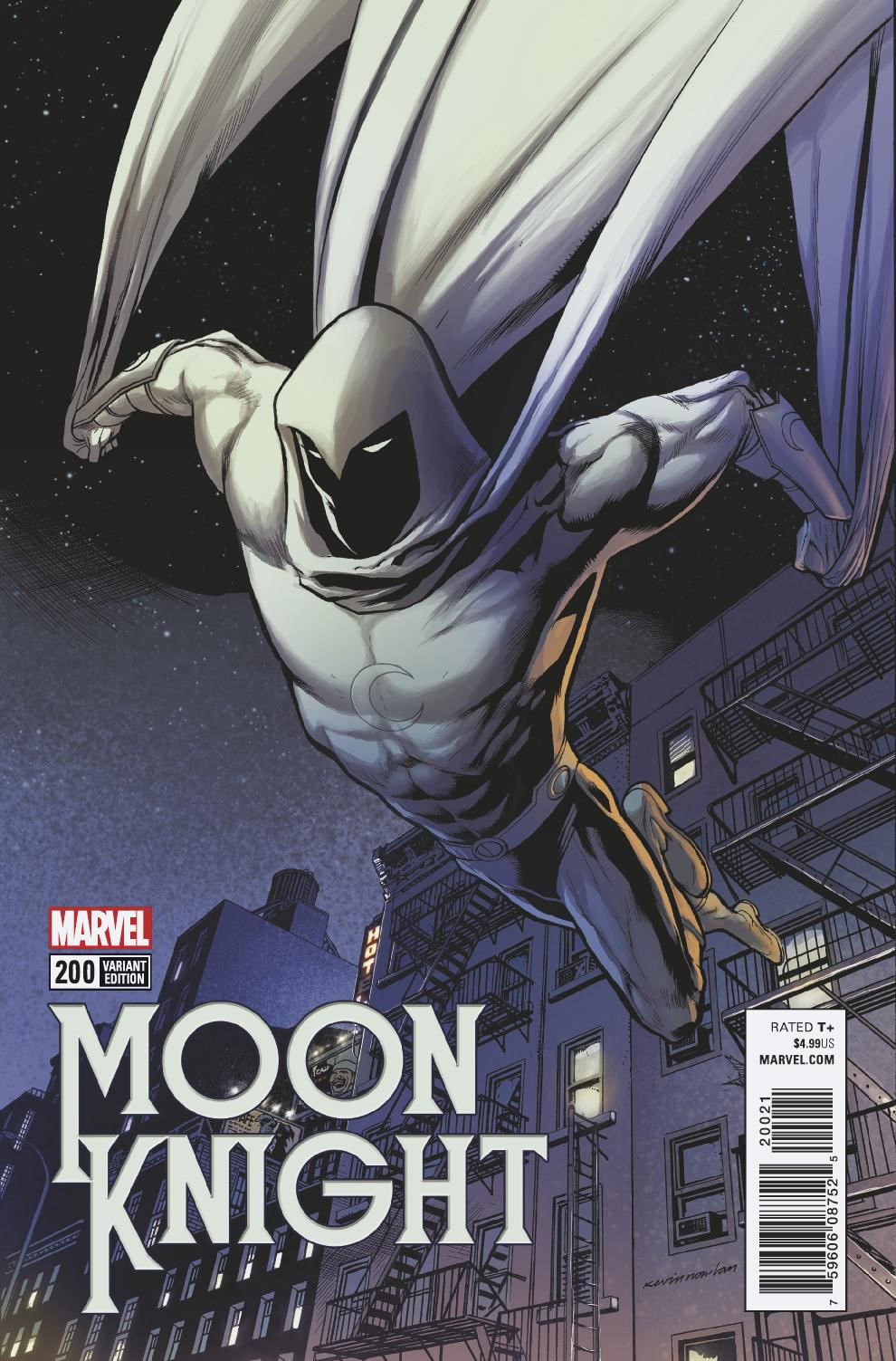 Moon Knight Series