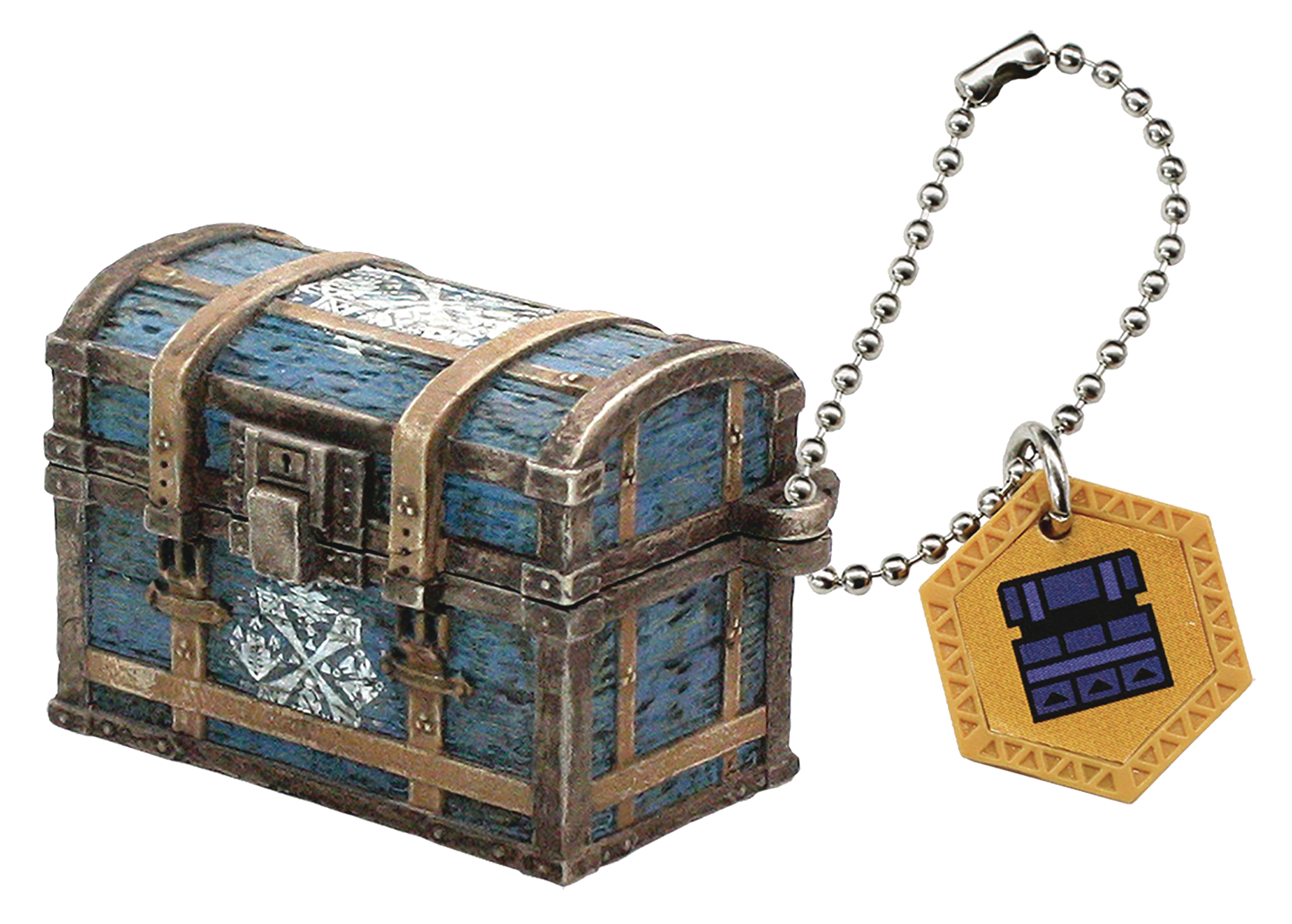 MONSTER HUNTER ITEM MASCOT PLUS SUPPLY BOX KEYCHAIN