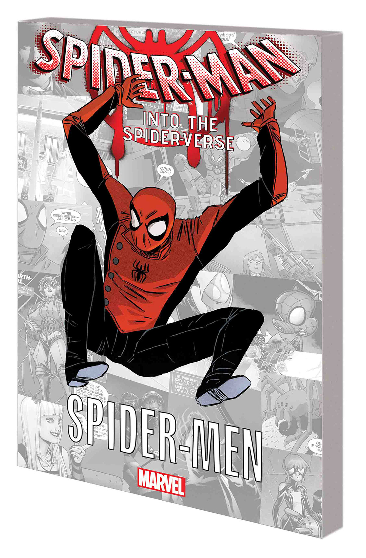 SPIDER-MAN SPIDER-VERSE GN TP SPIDER-MEN