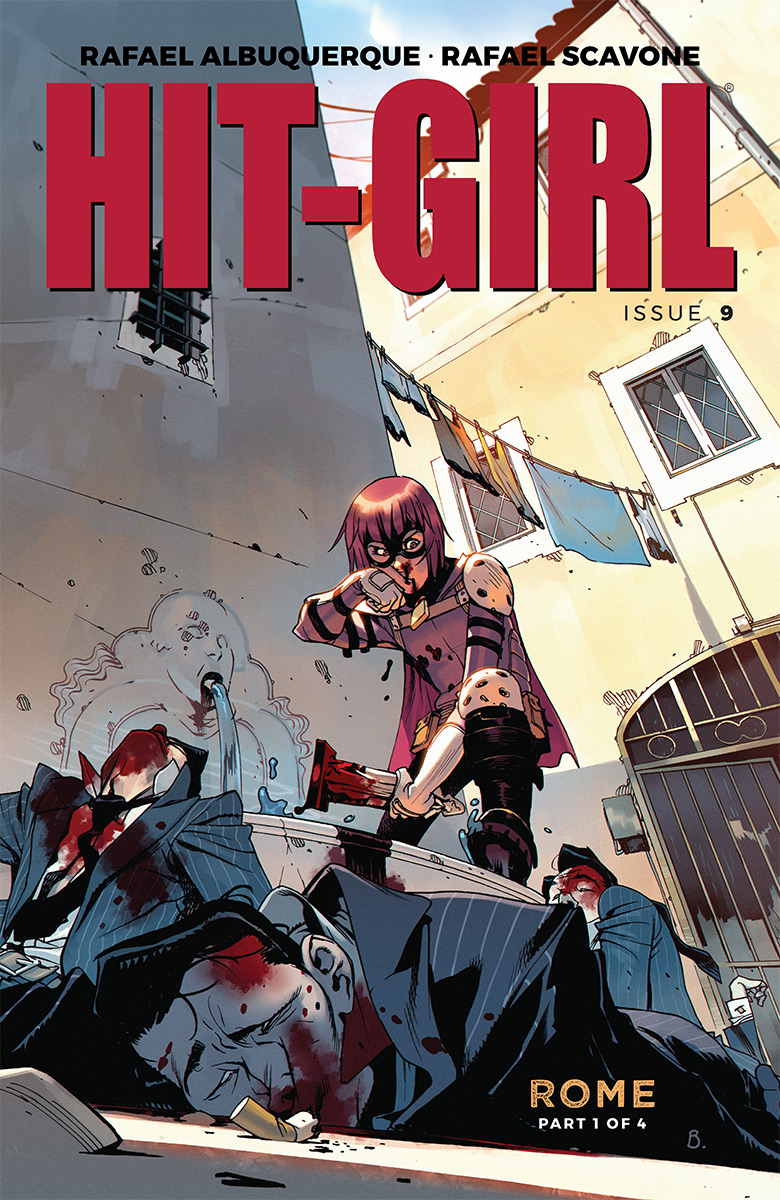 HIT-GIRL #9 CVR D BENGAL (MR)