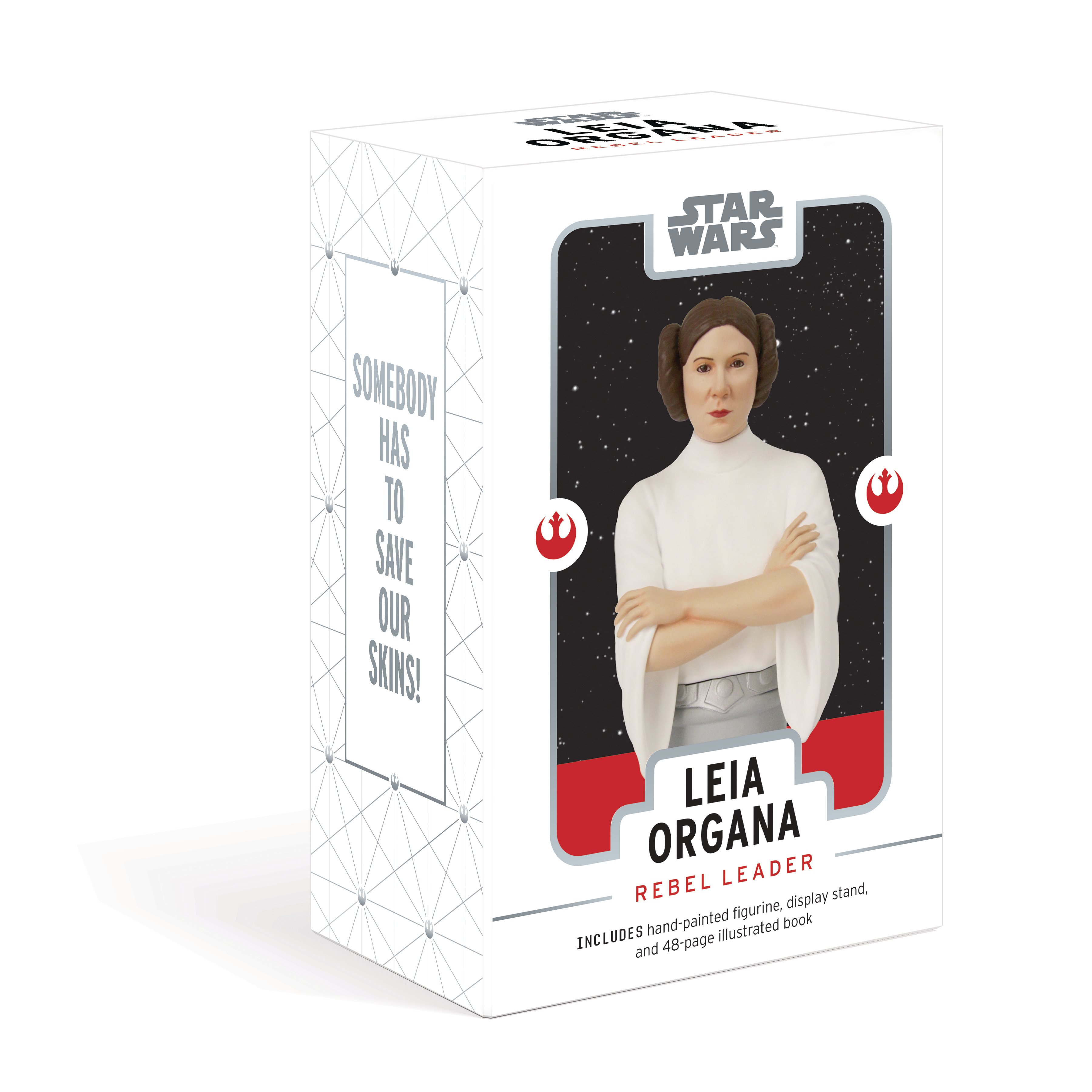 STAR WARS LEIA ORGANA REBEL LEADER IN A BOX (RES)