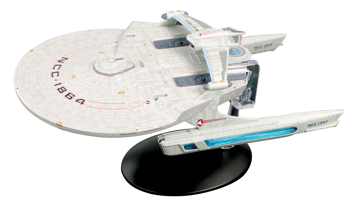 STAR TREK STARSHIPS SPECIAL #26 LG USS RELIANT