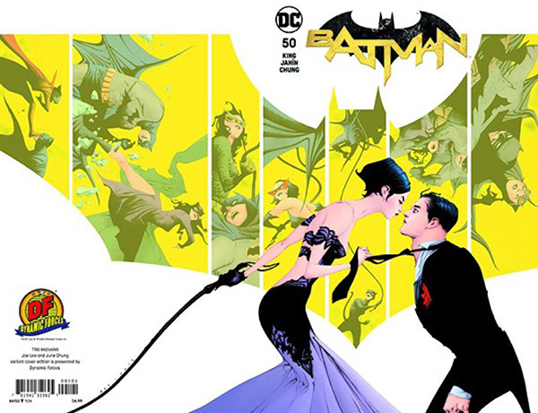 DF BATMAN #50 JAE LEE EXC