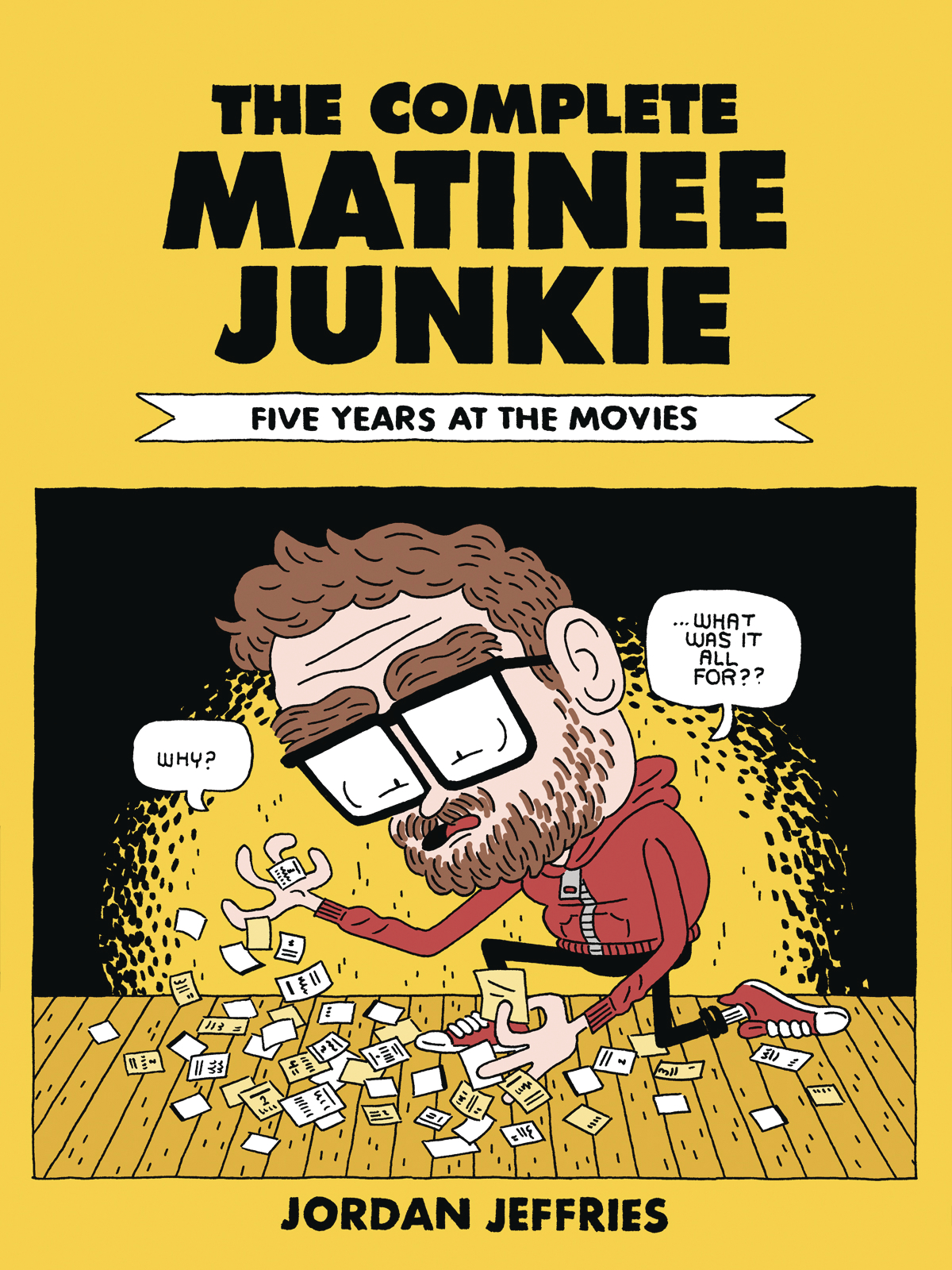 COMPLETE MATINEE JUNKIE FIVE YEARS AT THE MOVIES (MR)